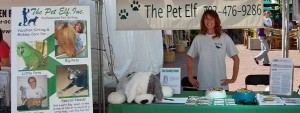 Pet Elf at Reston Pet Fiesta